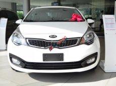 Bán ô tô Kia Rio GAT sản xuất 2017, màu trắng, nhập khẩu nguyên chiếc