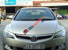 Cần bán rẻ Honda Civic, đầu 2009, tự động, giá chỉ 359tr