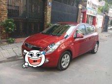 Cần bán xe Hyundai i20, đời 2010, màu đỏ số tự động