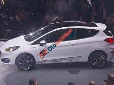 Bán Ford Fiesta 1.5L titanium 2017, màu trắng