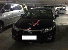 Bán xe Honda Civic 1.8 AT đời 2013, màu đen, 520 triệu