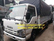 Mua trả góp xe tải Isuzu 3,49 tấn (3t49) nâng tải thùng dài 4.3 mét