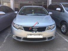 Bán Kia Forte sản xuất 2012, biển TP, màu bạc, giá 396tr, có thương lượng