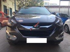 Bán Hyundai Tucson 4wd 2.0AT, đời 2011, màu xám (ghi), xe nhập HQ, gia đình đi kỹ