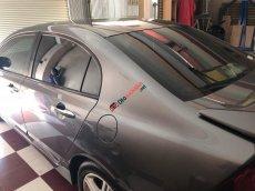 Cần bán Honda Civic, đời 2010, màu xám số tự động