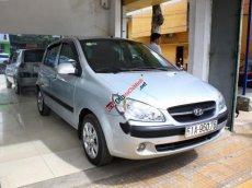 Cần bán lại xe Hyundai Getz 1.1 MT đời 2009, màu bạc, nhập khẩu nguyên chiếc