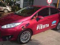 Cần bán Ford Fiesta 1.5 L Titanium 2017, màu đỏ
