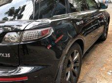 Bán ô tô Infiniti FX 2005, màu đen, xe nhập