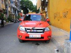 Bán xe Ford Ranger XL đời 2010, màu đỏ, xe nhập số sàn, giá 395tr