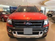 Bán Ford Ranger Wildtrak 3.2L 4x4 AT sản xuất 2014, xe nhập