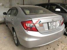 Bán Honda Civic MT sản xuất 2014, màu bạc