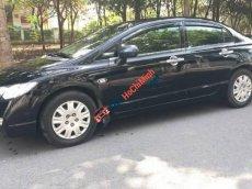 Cần bán lại xe Honda Civic 1.8MT đời 2009, màu đen