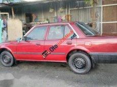 Cần bán gấp Honda Accord MT đời 1985, màu đỏ