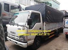 Bán xe tải Isuzu 3,5 tấn (3t5) VM lắp ráp thùng dài 4.3m