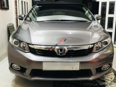Chính chủ bán Honda Civic 1.8AT Model 2013, đăng ký cuối T6/2013, màu Titan, nội thất màu kem nhìn rất đẹp
