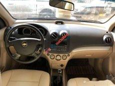 Bán Chevrolet Aveo 1.5LT sản xuất năm 2013, màu bạc như mới, giá 298tr