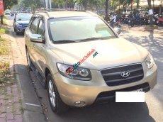 Hyundai Santa Fe 4WD 2.7V, Full xăng, 2008, xe gia đình rất ít đi, biển SG