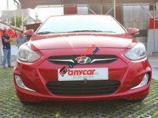 Bán Hyundai Accent 1.4 AT 2011, màu đỏ, nhập khẩu