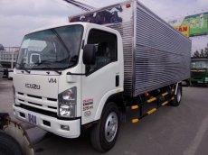 Xe tải Isuzu 3.5 tấn thùng bạt giá rẻ bán trả góp