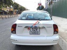 Bán ô tô Daewoo Lanos SX năm 2003, màu trắng