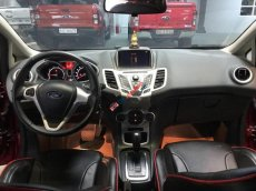Bán ô tô Ford Fiesta 1.6L 2012, màu đỏ, 340 triệu