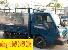 Xe tải Kia 1 tấn 25 - Xe tải chạy  trong thành phố- xe tải trả góp