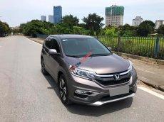 Kẹt tiền bán Honda CRV 2015 bản 2.4, màu titan cực chất đầy phong cách