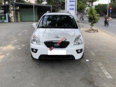 Cần bán lại xe Kia Carens SX năm sản xuất 2012, màu trắng, giá 418tr