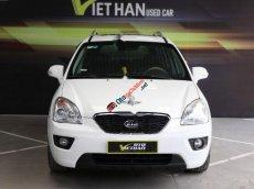 Cần bán lại xe Kia Carens SX 2.0AT năm 2012, màu trắng