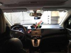 Bán ô tô Honda CR V 2.4 đời 2014, màu xám xe gia đình