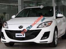 Cần bán gấp Mazda 3 S năm 2014, màu trắng