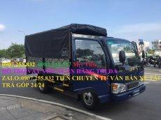 Xư tải Jac 2,4 tấn HFC1030k4/xe tải Jac 2 tấn 4 /Jac 2,4 tấn tại công ty ô tô Phú Mẫn