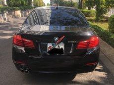 Bán ô tô BMW 5 Series 520i đời 2013, màu đen, nhập khẩu