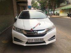 Bán xe Honda City 1.5 CVT đời 2015, màu trắng chính chủ