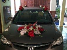 Bán Honda Civic sản xuất 2007, màu xám (ghi)