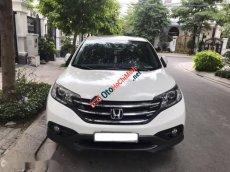 Bán Honda CR V 2.4 sản xuất 2014, màu trắng