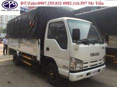 Xe tải Isuzu QHR 3,5 tấn /xe tải Isuzu 3,49 tấn bán trả góp tại Cty Ôtô Phú Mẫn