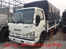 Giá xe tải Isuzu 3T49 QHR 650