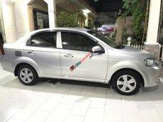 Xe Daewoo Gentra SX đời 2009, màu bạc xe gia đình giá cạnh tranh