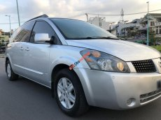 Cần bán Nissan Quest sản xuất 2005, màu bạc, xe nhập số tự động