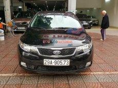 Bán xe Kia Forte 1.6MT năm 2013, màu đen, số sàn, 410 triệu