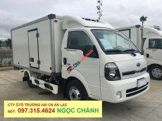 Xe tải KIA K250 2,4 tấn đời 2018, EURO 4, nhập khẩu Hàn Quốc