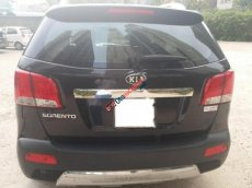 Bán xe Kia Sorento AT 2013, màu đen ít sử dụng