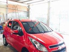 Cần bán xe Chevrolet Spark LT 1.0 MT sản xuất 2015, màu đỏ