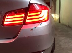 Cần bán gấp BMW 5 Series 520i đời 2012, màu bạc, nhập khẩu nguyên chiếc