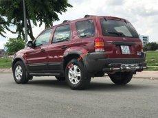 Bán Ford Escape 3.0 V6 năm sản xuất 2003, màu đỏ, nhập khẩu nguyên chiếc, giá tốt