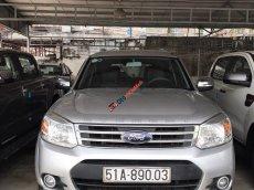 Bán xe Ford Everest Limited năm sản xuất 2014, màu bạc, nhập khẩu nguyên chiếc chính chủ, giá tốt