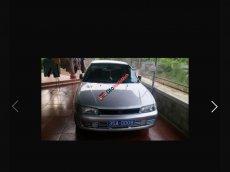 Cần bán Mitsubishi Lancer GLX đời 1995, màu bạc, nhập khẩu nguyên chiếc, giá chỉ 55 triệu
