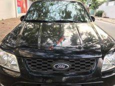 Bán xe Ford Escape XLS đăng ký 2011, màu đen, chính chủ, giá 435triệu
