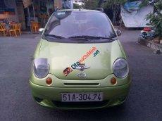 Cần bán lại xe Daewoo Matiz SE đời 2004, màu xanh, giá tốt